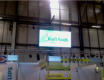 Large LED Indoor Screen event hire
