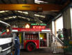 Tricolour LED sign for display Fire truck - Cork - Ireland